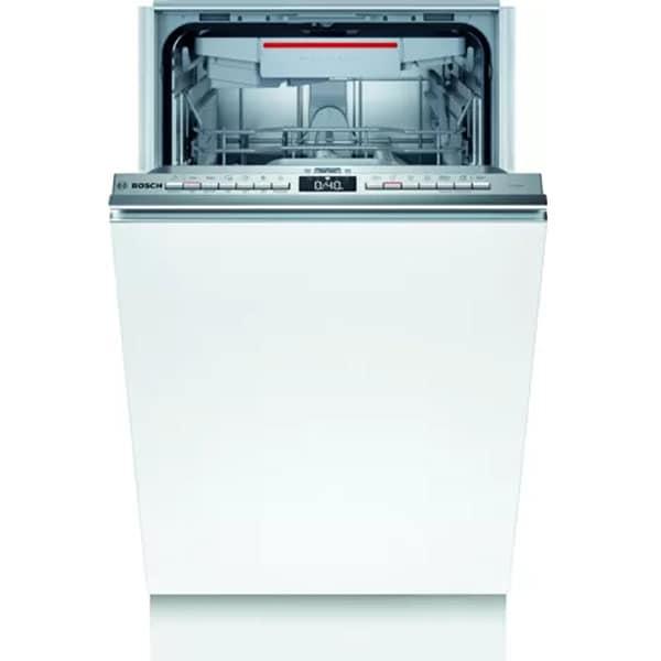 Masina de spalat vase incorporabila BOSCH SPV4XMX20E, 10 seturi, 6 programe, 45 cm, Clasa F, inox