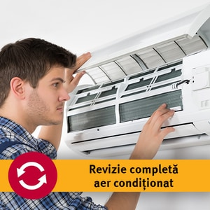 Serviciu revizie completa aer conditionat