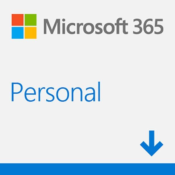 Licenta electronica Microsoft 365 Personal, 1 an, 1 utilizator, 1 PC/MAC + 1 tableta/iPad, Toate limbile