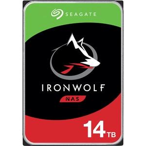 Hard Disk NAS desktop SEAGATE IronWolf, 14TB, 7200RPM, SATA3, 256MB, ST14000VN0008