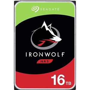 Hard Disk NAS desktop SEAGATE IronWolf, 16TB, 7200RPM, SATA3, 256MB, ST16000VN001