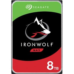 Hard Disk NAS desktop SEAGATE IronWolf, 8TB, 7200RPM, SATA3, 256MB, ST8000VN004