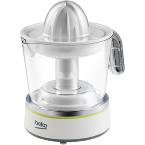 Storcator de citrice BEKO Foodster CJB5103W, 1l, 40W, 1 treapta viteza, alb-argintiu