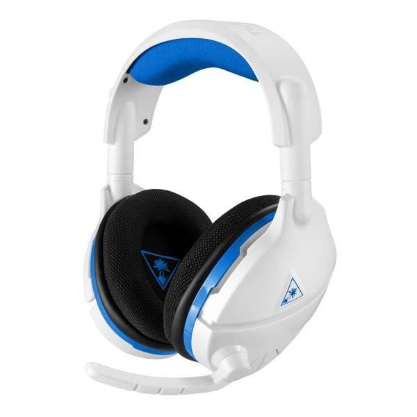 Casti Gaming wireless TURTLE BEACH Stealth 600P, surround, USB, alb-albastru
