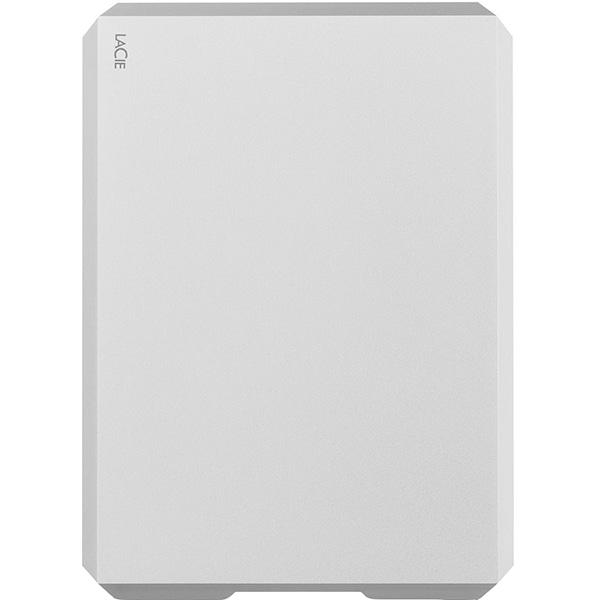 Hard Disk Drive portabil LACIE STHG2000400, 2TB, USB 3.1 Type C, aluminiu