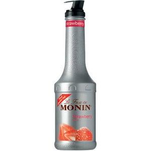 Piure de fructe Monin Strawberry, 1L