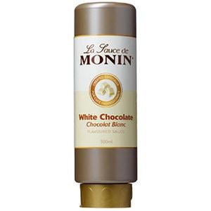 Topping MONIN White Chocolate, 0.5L