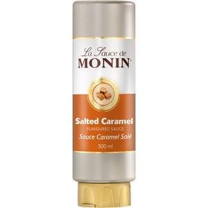 Topping MONIN Salted Caramel 0.5L