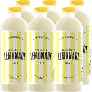 Bautura racoritoare necarbogazoasa LEMONADE No. 1 lemon, 1.2L x 6 sticle