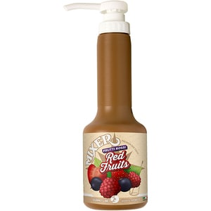 Sirop MIXER Topping Red Fruit, 1.4L, 3 sticle