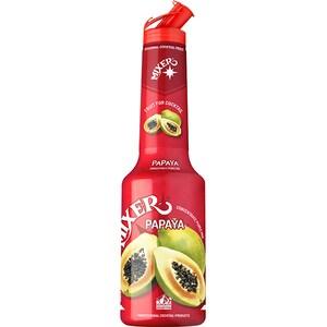 Sirop MIXER Pulpa Papaya, 1L, 3 sticle