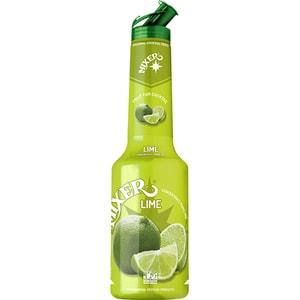 Sirop MIXER Pulpa Lamaie Verde, 1L, 3 sticle