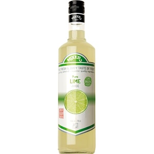 Sirop MIXER Lime Juice Pure, 0.7L, 3 sticle