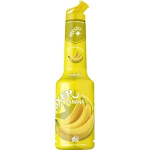 Sirop MIXER Pulpa Banana, 1L, 3 sticle