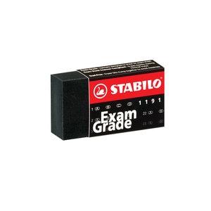 Radiera STABILO Exam Grade 1191, negru