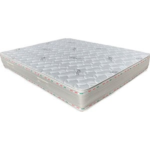 Saltea ortopedica PREVI Silver 14+7 cm, 160 x 190 cm, Spuma cu memorie, Duritate diferita, Aquagel Air-Fresh