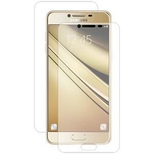 Folie protectie pentru Samsung GALAXY C7, SMART PROTECTION, fullbody, polimer, transparent