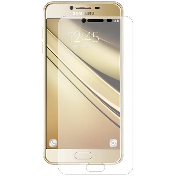 Folie protectie pentru Samsung GALAXY C7, SMART PROTECTION, display, polimer, transparent