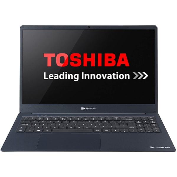 "Laptop TOSHIBA Satellite Pro C50-H-10W, Intel Core i3-1005G1 pana la 3.4GHz, 15.6"" Full HD, 8GB, SSD 256GB, Intel UHD Graphics, Free Dos, albastru inchis"