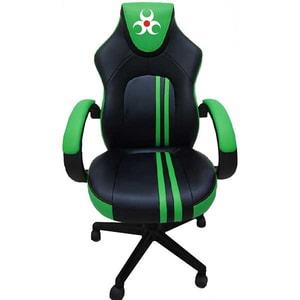 Scaun Gaming MYRIA MG7415GR, negru-verde