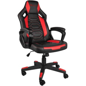 Scaun gaming NATEC Genesis Nitro 370, Black-Red