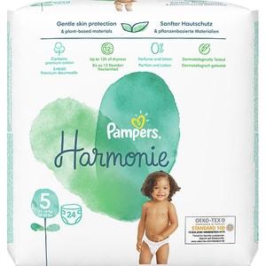 Scutece PAMPERS Harmonie nr 5, Unisex, 11+kg, 24 buc