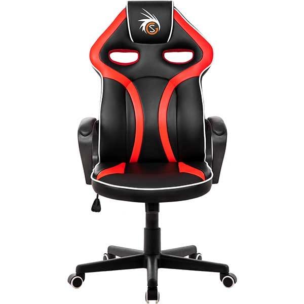 Scaun Gaming VORTEX VG7400, negru-rosu