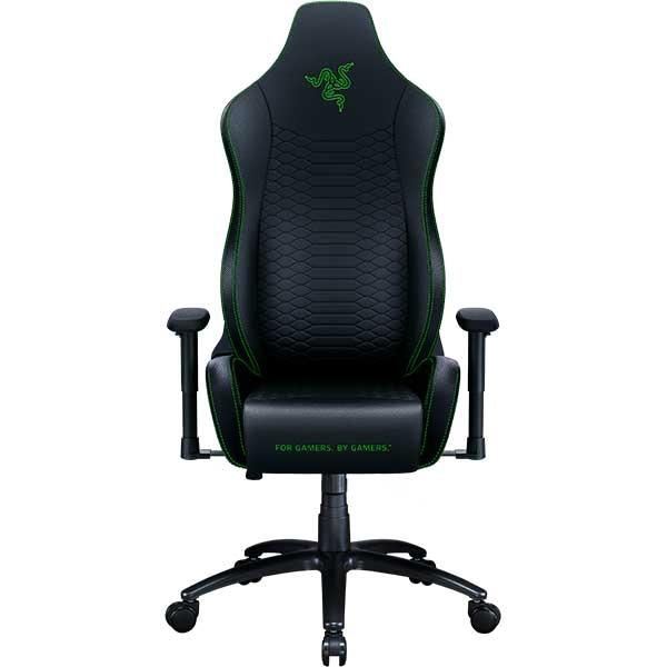 Scaun Gaming RAZER Iskur X, negru-verde