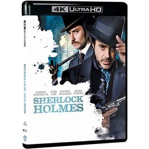 Sherlock Holmes Blu-Ray 4K
