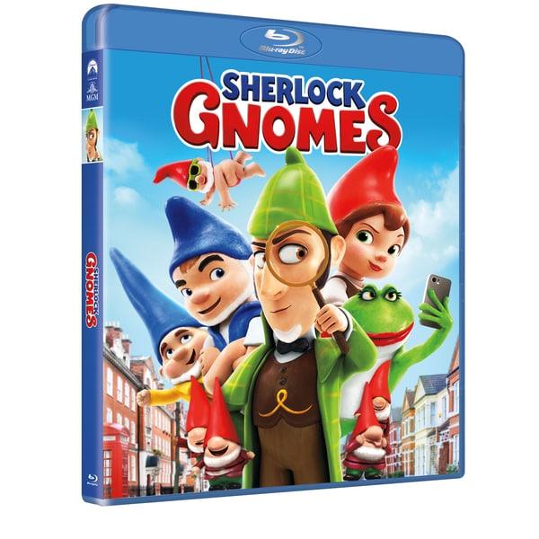 Sherlock Gnomes Blu-ray