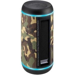 Boxa portabila PROMATE Silox-Pro, Bluetooth, MicroSD, USB, Radio FM, Waterproof, camuflaj