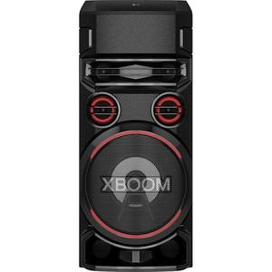 Sistem audio LG XBOOM RN7, Bluetooth, FM, Karaoke, negru
