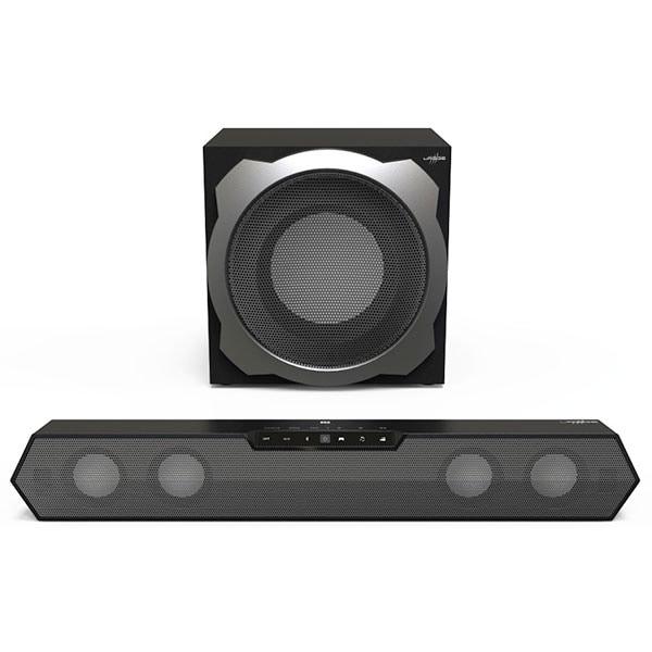 Sistem audio gaming HAMA uRage SoundZbar, 2.1, 100W, Bluetooth, negru