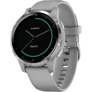 Smartwatch GARMIN Vivoactive 4s 40mm, Android/iOS, silicon, Gray/Silver