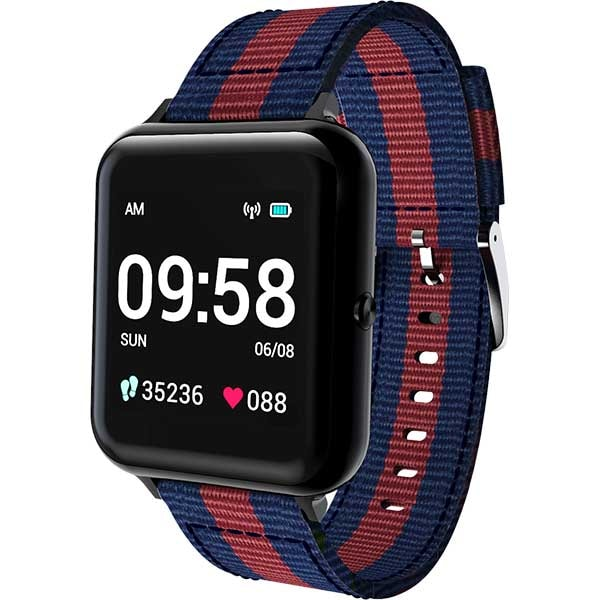 Smartwatch LENOVO Watch S2, Android/iOS, Black