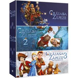 Craiasa Zapezii Trilogia DVD (include cele 3 filme)