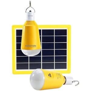 Lampa pentru camping PROMATE SOLARLAMP-1, 2 bucati, 3W