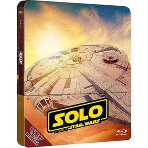 Solo: O poveste Star Wars Blu-ray Steelbook