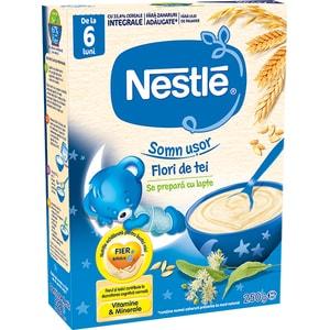 Cereale NESTLE Somn Usor - Flori de tei 12385738, 6 luni+, 250g