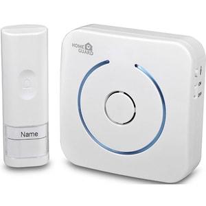 Sonerie Wireless HOMEGUARD HGWDC530, alb
