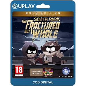South Park: The Fractured But Whole Gold Edition PC (licenta electronica Uplay)