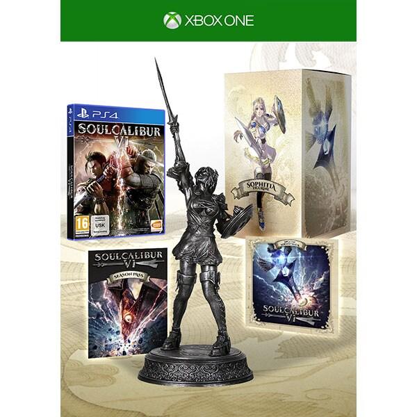 Soul Calibur VI Collector's Edition Xbox One