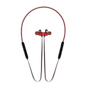 Casti PROMATE Spicy-1, Bluetooth, In-Ear, Microfon, rosu