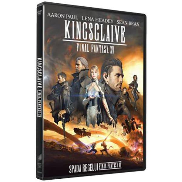 Spada Regelui: Final Fantasy XV DVD