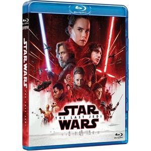 Star Wars: Ultimii Jedi Blu-ray