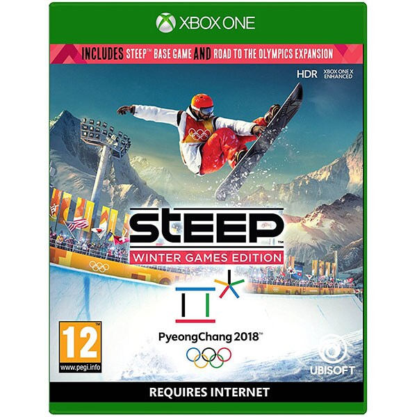 Steep: Winter Games Edition Xbox One