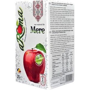 Suc natural AROMA, natural 100%, Mere, 2L