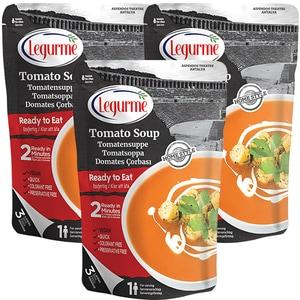 Supa de rosii LEGURME, 250g, 3 bucati