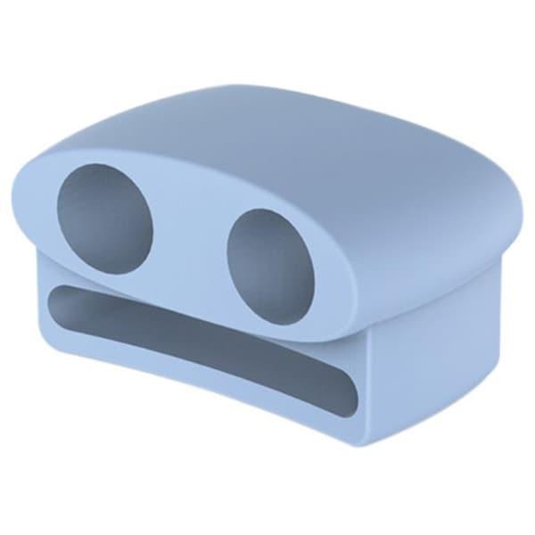 Suport pentru Apple AirPods PROMATE AirHitch, albastru deschis