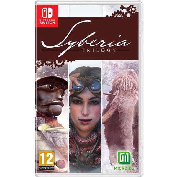 Syberia Trilogy - Nintendo Switch